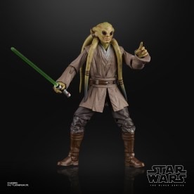 STAR WARS THE BLACK SERIES 6-INCH KIT FISTO Figure (2)