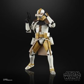 STAR WARS THE BLACK SERIES 6-INCH CLONE COMMANDER BLY Figure oop (3)