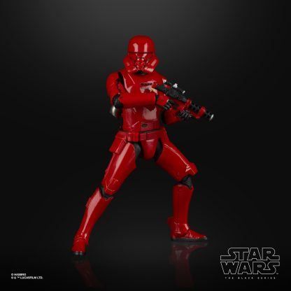 STAR WARS THE BLACK SERIES 6-INCH SITH JET TROOPER Figure oop (1)