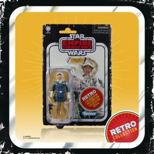 STAR WARS RETRO COLLECTION 3.75-INCH Figure - Han Solo (1)