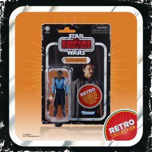 STAR WARS RETRO COLLECTION 3.75-INCH Figure - Lando Calrissian (1)