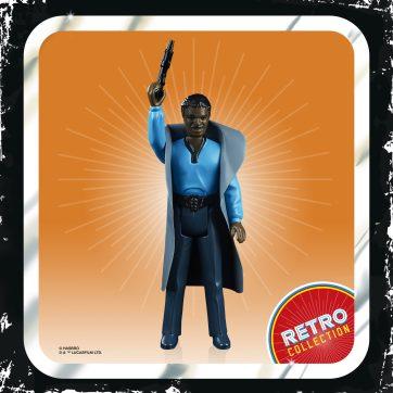 STAR WARS RETRO COLLECTION 3.75-INCH Figure - Lando Calrissian (2)
