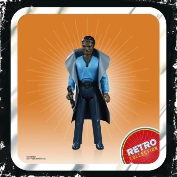 STAR WARS RETRO COLLECTION 3.75-INCH Figure - Lando Calrissian (3)