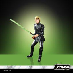 STAR WARS THE VINTAGE COLLECTION 3.75-INCH LUKE SKYWALKER (JEDI KNIGHT) Figure - oop (1)