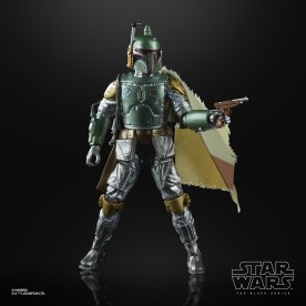 STAR WARS THE BLACK CARBONIZED COLLECTION 6-INCH BOBA FETT Figure - oop (3)