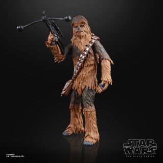 STAR WARS THE BLACK SERIES 40TH ANNIVERSARY 6-INCH Figure Assortment - CHEWBACCA - oop (3)