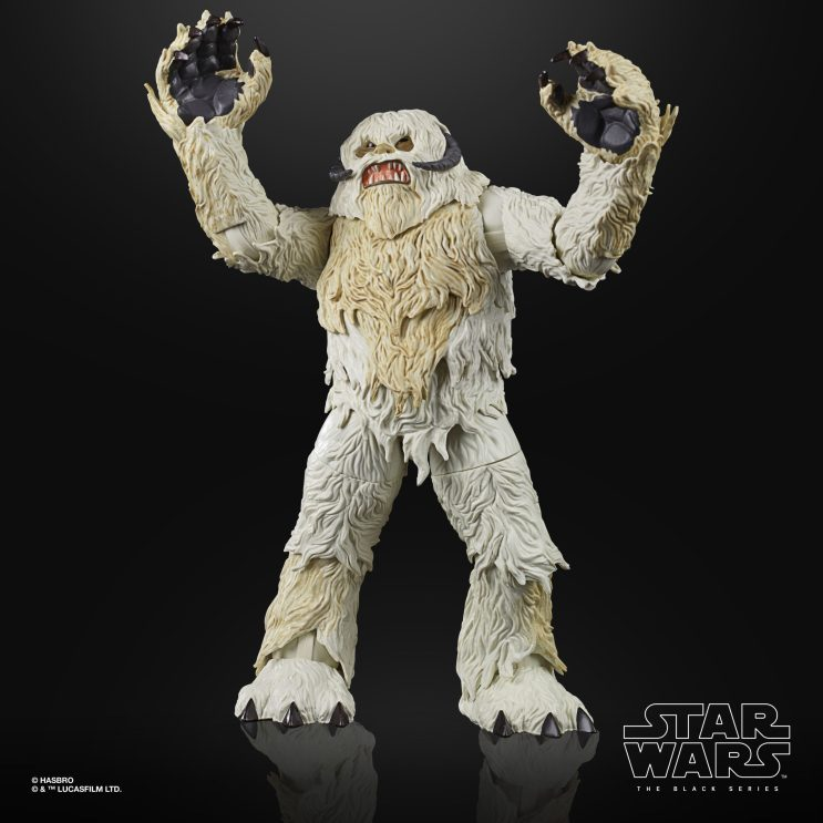 Star Wars The Black Series 6-Inch-Scale Hoth Wampa Figure - oop (1)