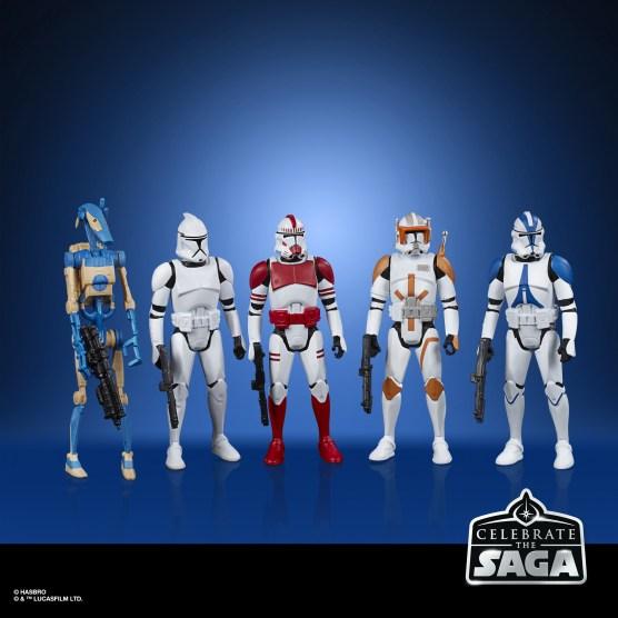 STAR WARS CELEBRATE THE SAGA 3.75-INCH GALACTIC REPUBLIC Figure 5-Pack - oop (1)