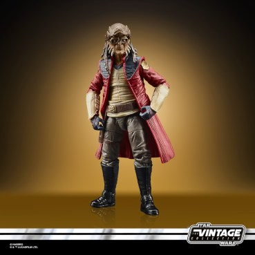 STAR WARS THE VINTAGE COLLECTION 3.75-INCH HONDO OHNAKA Figure - oop (2)