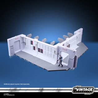 STAR WARS THE VINTAGE COLLECTION 3.75-INCH TANTIVE IV HALLWAY Playset - oop (18)