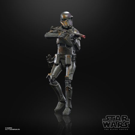 Star Wars: The Black Series Credit Collection 6-Inch Imperial Death Trooper Figure MSRP: $24.99 Available: Pre-order Sept. 21 Retailer: Amazon Description: Fans and collectors can imagine scenes from the Disney Plus series THE MANDALORIAN with this premium STAR WARS: THE BLACK SERIES CREDIT COLLECTION 6-INCH IMPERIAL DEATH TROOPER Figure. The elite soldiers of Imperial Intelligence, Death Troopers are encased in specialized Stormtrooper armor. As part of the STAR WARS: THE BLACK SERIES CREDIT COLLECTION this figure features multiple points of articulation, premium deco, a collectible Imperial Credit accessory, and packaging that has been treated with a weathered look inspired by the end credit images from THE MANDALORIAN, making this a great addition to any STAR WARS collection. Includes figure, 2 accessories, and Imperial Credit. Available for pre-order at Amazon.