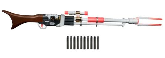 Nerf Star Wars The Mandalorian Amban Phase-pulse Blaster oop (1)