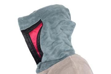 Star Wars Boba Fett Hooded Bathrobe for Men/Women | One Size Fits Most Adults