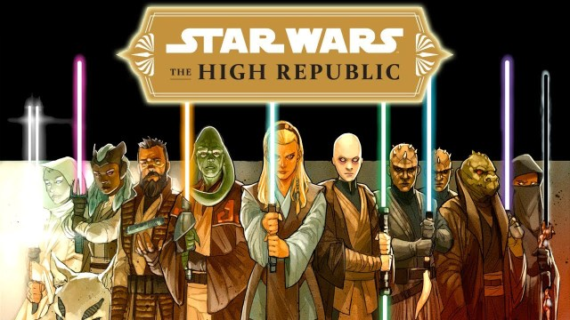 Star Wars: The High Republic' Launch Event Coming January 4, 2021 - Coffee  With Kenobi