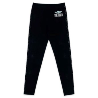 The Child Leggings for Women – Star Wars: The Mandalorian Description: The Child leggings will build loyal fan following. These stylish stretch pants feature elemental Grogu design at hip and along side. MSRP: $39.99 Availability: shopDisney.com, Disney Stores, Walt Disney World Resort and Downtown Disney District at Disneyland Resort