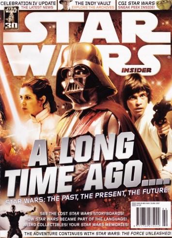 Star Wars Insider #93