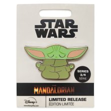 The Child Communing with the Force Pin – Star Wars: The Mandalorian – Limited Release MSRP: $15.99 Available: March 6 Link: shopdisney.com/465052296472.html Description: Grogu, the Child from Star Wars: The Mandalorian communes with the Force on this limited release enameled cloisonne pin that comes on a card.