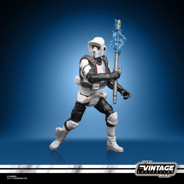 STAR WARS THE VINTAGE COLLECTION GAMING GREATS 3.75-INCH SHOCK SCOUT TROOPER Figure (8)