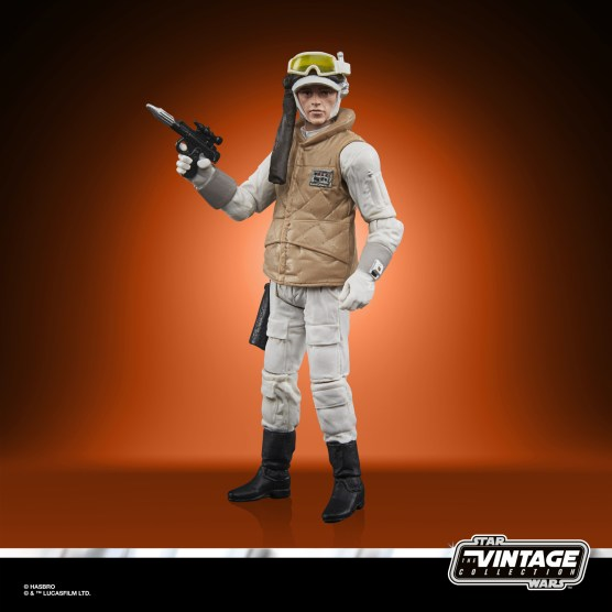 STAR WARS THE VINTAGE COLLECTION 3.75-INCH REBEL SOLDIER (ECHO BASE BATTLE GEAR) Figure - oop (1)