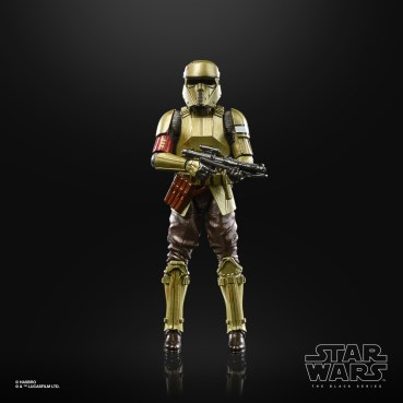 STAR WARS THE BLACK SERIES CARBONIZED COLLECTION 6-INCH SHORETROOPER Figure 3