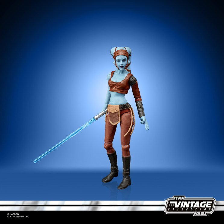 STAR WARS THE VINTAGE COLLECTION 3.75-INCH AAYLA SECURA Figure 6