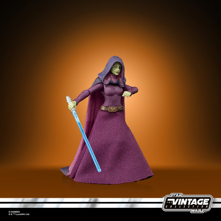 STAR WARS THE VINTAGE COLLECTION 3.75-INCH BARRISS OFFEE Figure 8