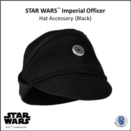 STAR WARS™ Imperial Officer Hat Black Regular price $75.00