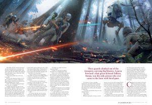 Star Wars Fiction Vol 2 - Spread 5