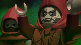 (R): Mother Talzin in LEGO STAR WARS HALLOWEEN SPECIAL exclusively on Disney+. ©2021 Lucasfilm Ltd. & TM. All Rights Reserved.