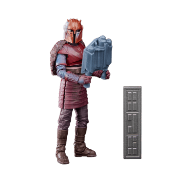 STAR WARS THE BLACK SERIES CREDIT COLLECTION 6-INCH THE ARMORER Figure_oop 1