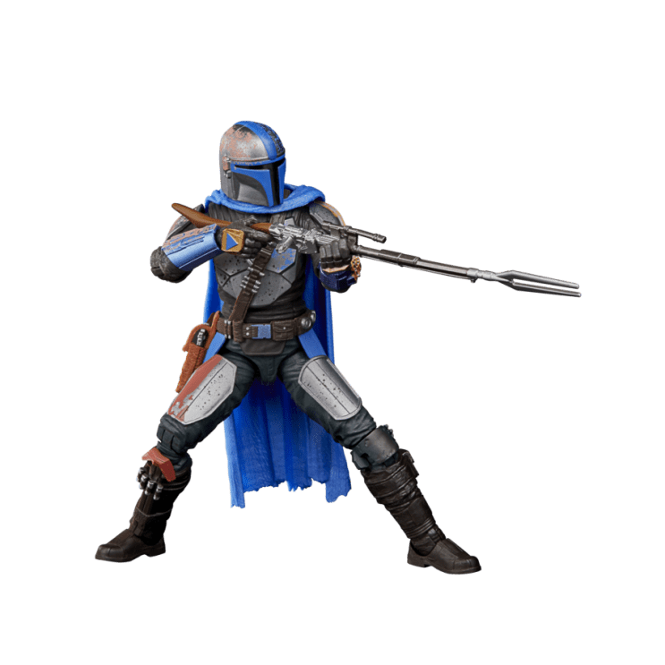 STAR WARS THE BLACK SERIES CREDIT COLLECTION 6-INCH THE MANDALORIAN Figure_oop 3