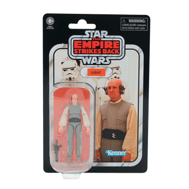 STAR WARS THE VINTAGE COLLECTION 3.75-INCH LOBOT Figure_in pck 1