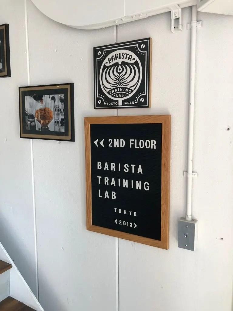 Unlimited Coffee Bar barista training