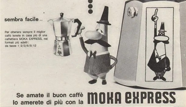 bialetti moka express ad