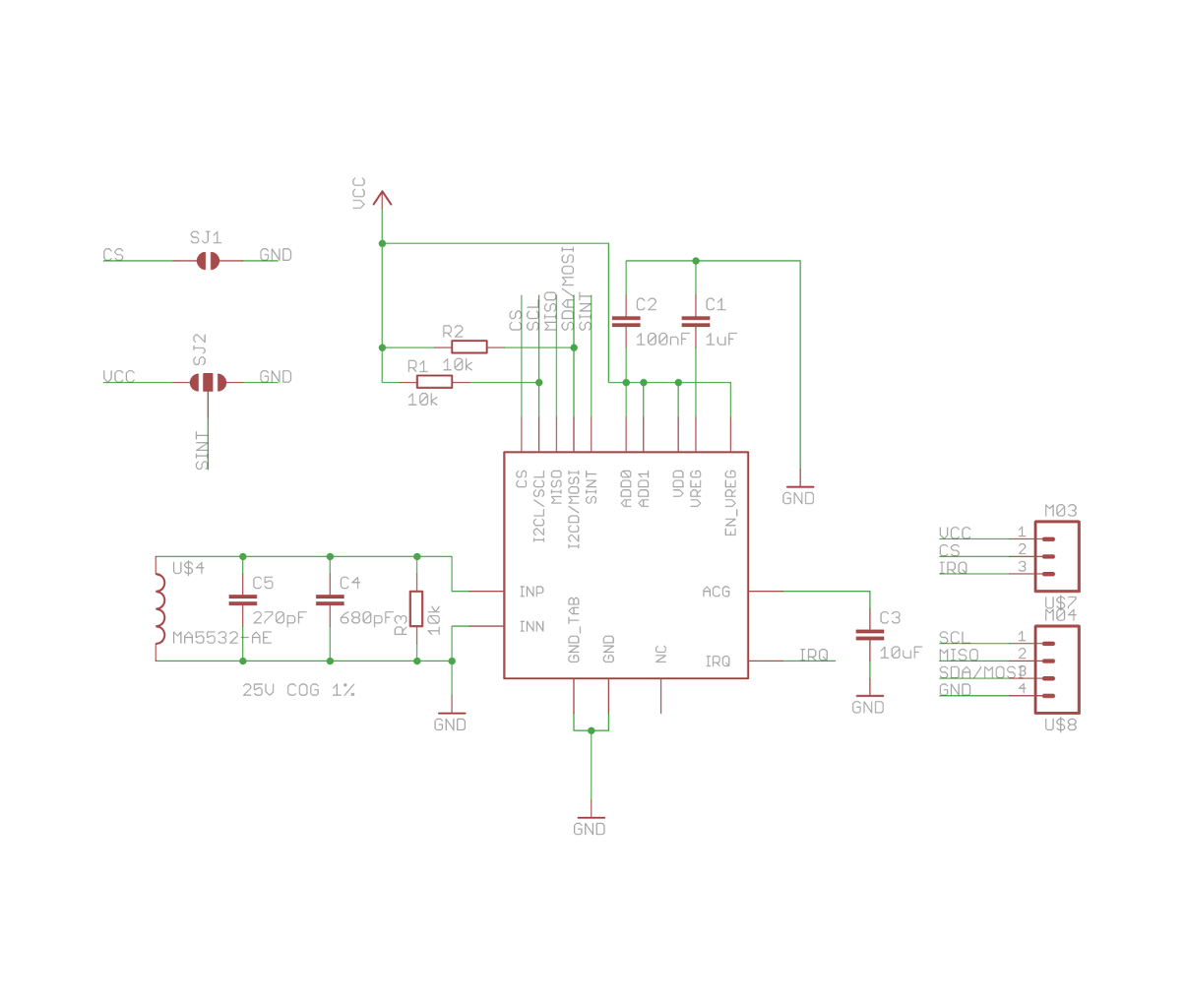 hight resolution of mod 1016 schematic