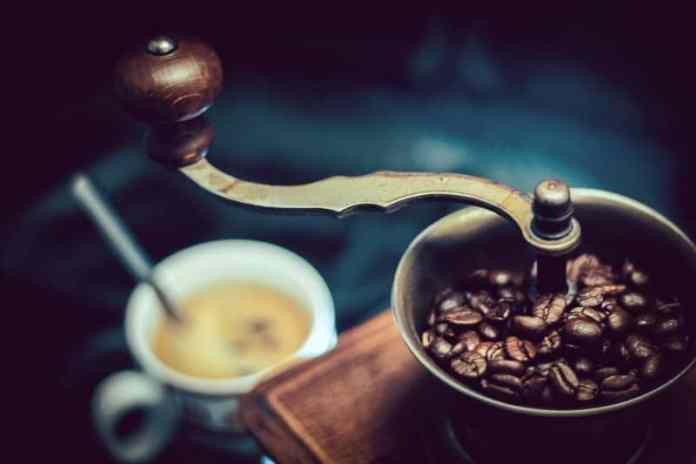 coffee grinder types