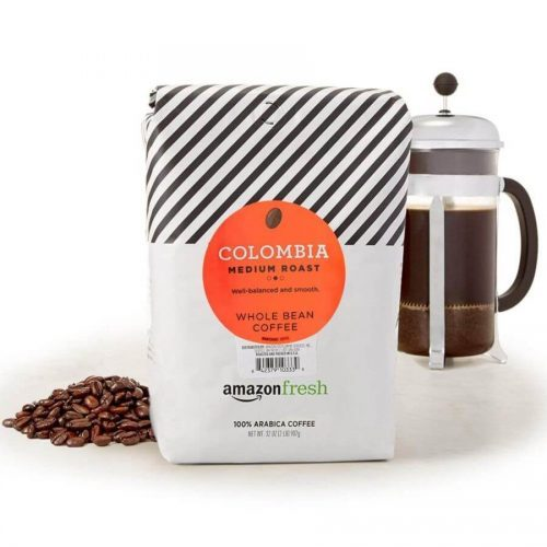 amazon fresh comlombia best coffee beans for a french press 2019
