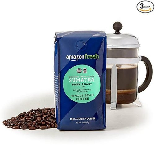amazon fresh organic coffee beans best for french press