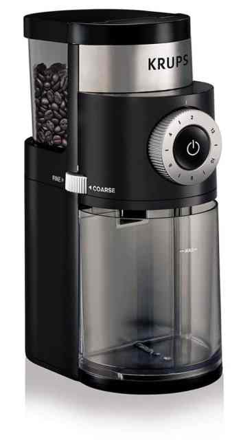 best electric coffee grinder for french press