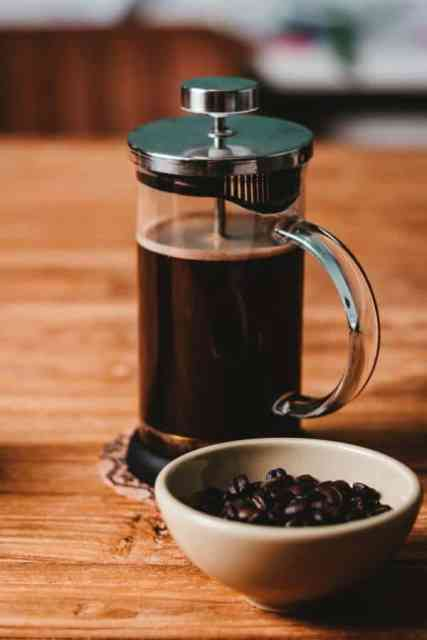 best french press brewing coffee at home