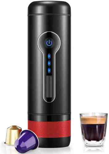 CONQUECO Portable Espresso Maker