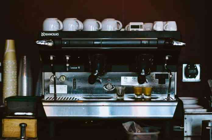 commercial espresso machine (1)