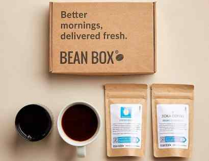Bean Box Gourmet Coffee Sampler