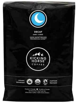 Kicking Horse Coffee, Decaf, Swiss Water Process