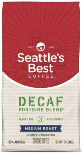 Seattle's Best Coffee Decaf Portside Blend (Previously Signature Blend No. 3)