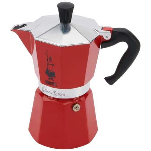 Bialetti 6633 6 Cup Moka Stovetop Espresso Maker