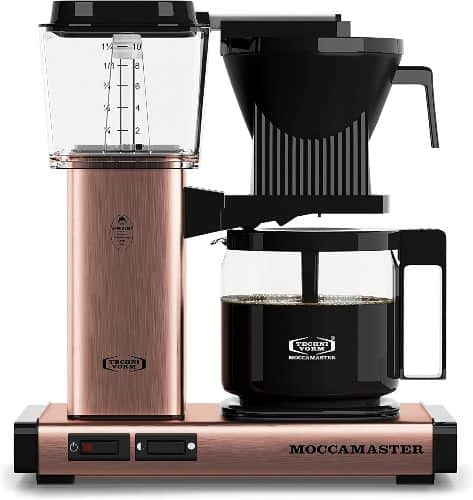 Technivorm Moccamaster 59162 KBG coffee maker with thermal carafe