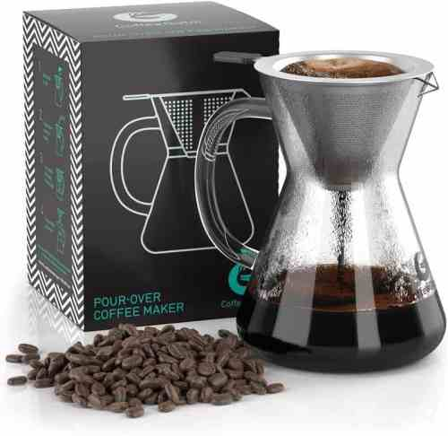 Coffee Gator 3-cups Pour-Over Brewer