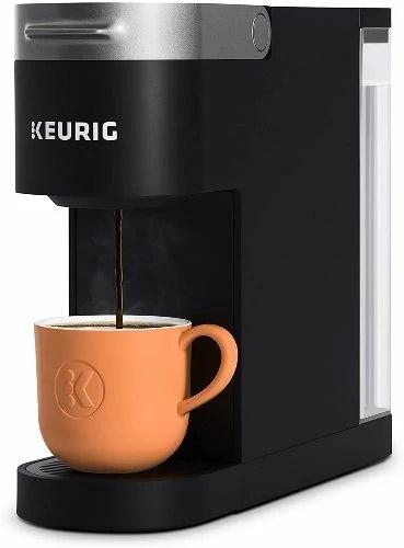 Keurig K-Slim Coffee Maker, Single-Serve K-Cup Pod Coffee Brewer