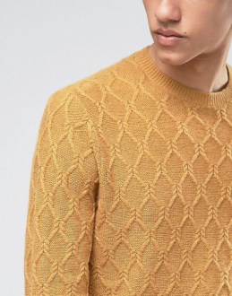 http://www.asos.com/asos/asos-lambswool-rich-cable-jumper-in-mustard/prd/6560186?iid=6560186&clr=Mustard&SearchQuery=mustard&pgesize=33&pge=0&totalstyles=33&gridsize=3&gridrow=3&gridcolumn=3
